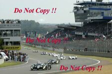 Bentley Speed 8 Winners & 2nd Place Le Mans 2003 Photograph