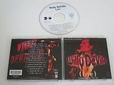 Willy Deville / Live (EastWest 4509-94620-2) CD Album