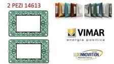 VIMAR SUPPORTO A 3 14613 2 PEZZI VIMAR PLANA SUPPORTO ORIGINALE