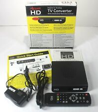 Access HD Digital To Analog TV Converter With Remote Control. DTA1080D Ex Con.