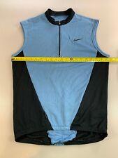 Nike Womens Sleeveless Cycling Jersey Large L (6400-4) 36dc48b13