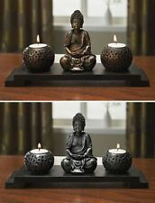 Buddha Candle Holders & Accessories Sets