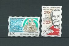 FRANCE - 1993 YT 2808 à 2809 - TIMBRES NEUFS** MNH LUXE