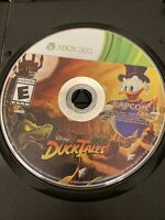 DuckTales: Remastered (Microsoft Xbox 360, 2013) Game Disc Only
