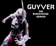 Movie Anime Bio Booster Armor Guyver Dark Hero 1/6 Figure Vinyl Model Kit 11inch