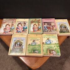 Lot: Little House on the Prairie Books 1 2 3 4 Dbls Laura Ingalls Wilder Series