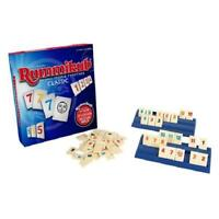 The Original Rummy Tile Game Rummikub 106 Tiles Cubes 2 - 4 Players Family party