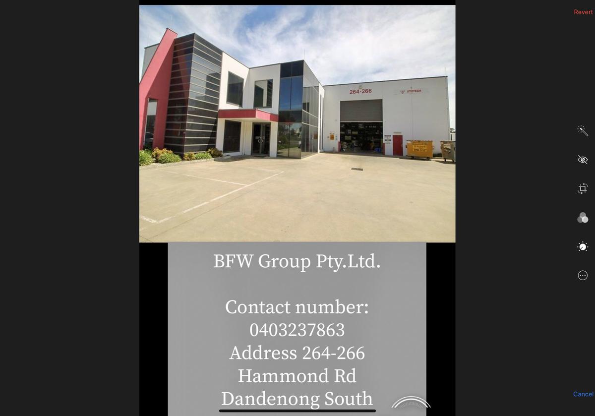 BFW Group Pty.Ltd.