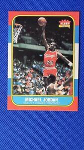Michael Jordan Fleer 1986 Rookie RP? Not Graded Authentication Unknown