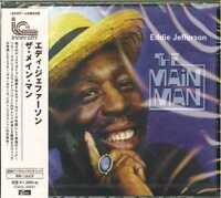 EDDIE JEFFERSON-THE MAIN MAN-JAPAN CD Ltd/Ed C65