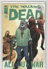 Walking Dead 123 Image Comics 1st Print NM+