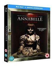 Annabelle: Creation w/ Slipcover (Blu-ray, Region Free) *BRAND NEW/SEALED*