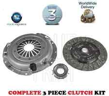 FOR RENAULT KANGOO 1998-2008 1.2i NEW 3 PIECE CLUTCH KIT COMPLETE