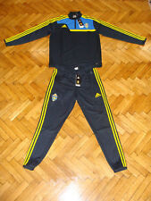 Sweden Soccer Tracksuit Adidas Climacool Top Pants Football Training Suit BNWT