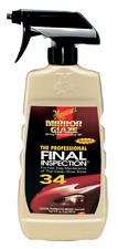 Meguiars Mirror Glaze #34 Pro Final Inspection 16oz Spray & Wipe Show Car Shine