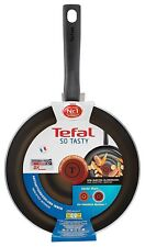 Tefal Frying Pan so tasty Non Stick Fry Thermo Spot 24cm Frying Pan Black