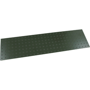 """Turret Board, Blank, 189 Holes, 10-1/8"""" x 2-5/8"""", Color: Green"""