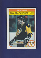 Ron Stackhouse 1982-83 O-PEE-CHEE OPC Hockey #275 (NM) Pittsburgh Penguins