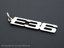 BMW E36 Keychain Key Chain Keyring Pendant Fob 320 325 328 323 318 Cabrio Coupe