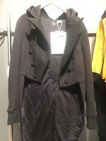 Adidas Jeremy Scott Hooded Conductor Jacket SAMPLE