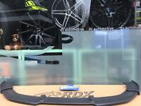 RDX Frontspoiler VARIO-X RENAULT Clio 3 RS Phase 1