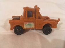 Cars Movie Tow Mater Disney Pixar Toy Truck McDonald's Fast Food Happy Meal