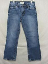 D7538 Aeropostale Slim Boot Cut Driggs Cool Jeans Women's 30x27