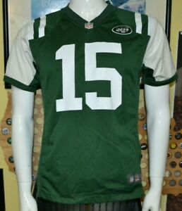 New York Jets Nike Tim Tebow Football Jersey Youth Large NFL Nice 14-16