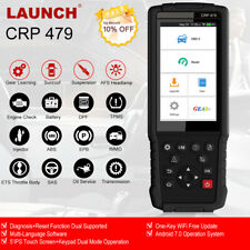 Launch X431 Automotive Scanner OBD2 Code Reader WIFI Update IMMO DPF ABS BMS EPB
