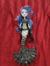 Sirena Von Boo Mermaid Freaky Fusions Monster High Barbie Doll Mattel Figure