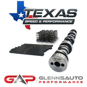 "Texas Speed (TSP) 228R Camshaft Kit w/ Beehive Springs - 228/228 .600""/.600"""