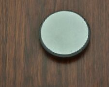 Unbranded Leica LTM (M39) Silver Rear Lens Cap (#4194)