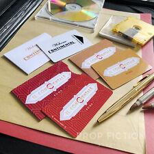 John Wick - Prop Continental Hotel Key Cards / Room Security Access 3 Card Set