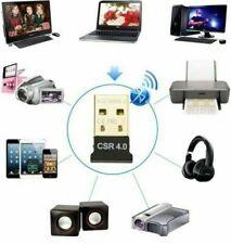 USB 4.0 Mini Bluetooth 4.0 CSR4.0 Adapter Dongle for PC LAPTOP WIN XP VISTA 7 8