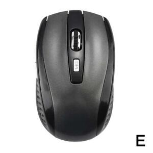 2.4GHz -Cordless Wireless Optical Mouse Mice Laptop PC Computer&USB Receiver rt5