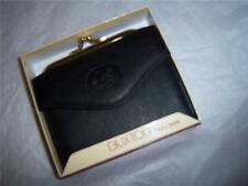 Buxton Classic Leather French Purse Wallet-See Description for Pictures