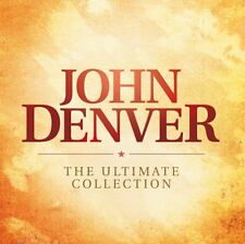 JOHN DENVER THE ULTIMATE COLLECTION CD (THE VERY BEST OF / GREATEST HITS) NEW