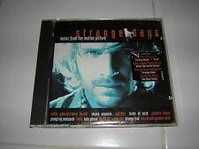 STRANGE DAYS CD SOUNDTRACK 1993 HYPE STICKER PRONG PETER FABRIEL LORDS OF ACID
