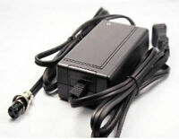 Battery Charger 36v 1.6 amp 3 prong Electric Kids Scooter Part Mobility 3 x 12v