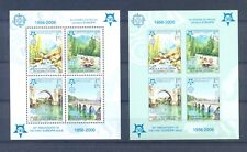 BOSNIA 2006  EUROPA  PERFORED + IMPERFORED    MNH