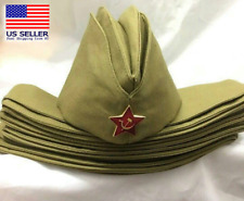 Forage Field Cap Soviet Hat Army Pilotka Soldier Uniform Military USSR size 56