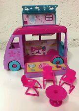 ★ Polly Pocket ★ Pop Up Glamper Vehicle ★ Auto Wohnmobil ★ Mattel ★ NP 99€ ★