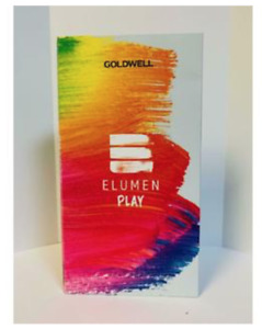 Goldwell USA Elumen Play Hair Color  SWATCH BOOK  NEW
