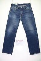 Levi's 751 Boyfriend (Cod.H1837) tg 48 W34 L32 jeans  usato vintage