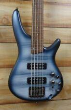 New Ibanez SR305E 5 String Electric Bass Guitar Black Planet Matte