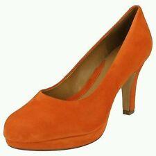Clarks Women's Suede Heels