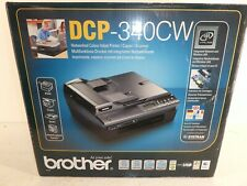 Brother DCP-340CW Wireless Printer / Copier / Scanner Photo Capture (NEW) (C15)
