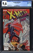 Uncanny X-Men #230 CGC 9.6 Chris Claremont story Silvestri & Rubinstein artwork
