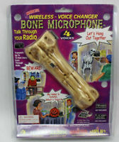 Bone Microphone Changer Voice   Megaphone Loudspeaker Changer FM Radio Required