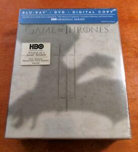 Game of Thrones The Complete Third Season Blu-ray Emilia Clarke  Peter Dinklage